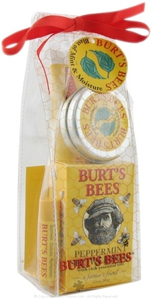 DROPPED: Burt's Bees - Blast of Mint and Moisture Pack - 1 Gift Set