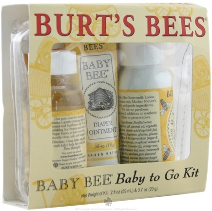 DROPPED: Burt's Bees - Baby Bee Baby to Go Kit