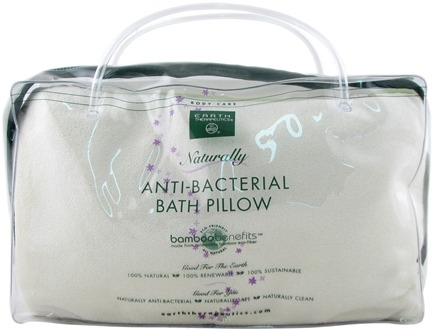 DROPPED: Earth Therapeutics - Naturally Anti-Bacterial Bath Pillow