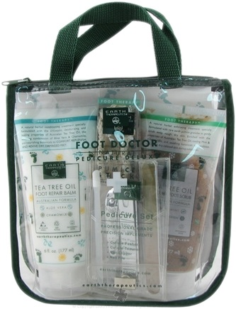 DROPPED: Earth Therapeutics - Foot Doctor Pedicure Kit