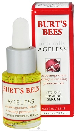 DROPPED: Burt's Bees - Naturally Ageless Intensive Repairing Serum - 0.45 oz.