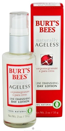 DROPPED: Burt's Bees - Naturally Ageless Line Diminishing Day Lotion - 2 oz.