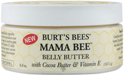 DROPPED: Burt's Bees - Mama Bee Belly Butter - 6.6 oz.