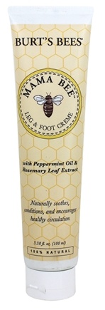 DROPPED: Burt's Bees - Mama Bee Leg & Foot Creme - 3.38 oz.