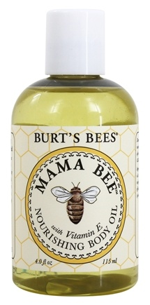 DROPPED: Burt's Bees - Mama Bee Nourishing Body Oil - 4 oz.