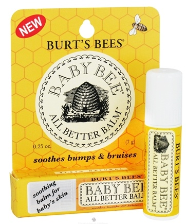 DROPPED: Burt's Bees - Baby Bee All Better Balm - 0.25 oz. CLEARANCE PRICED