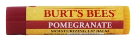 Burt's Bees - Lip Balm Replenishing with Pomegranate Oil - 0.15 oz.