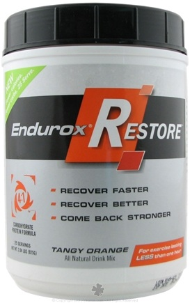 DROPPED: Endurox - Restore Natural Drink Mix Tangy Orange - 2.04 lbs.