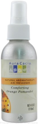 DROPPED: Aura Cacia - Natural Aromatherapy Air Freshener Orange Pomander - 4 oz. CLEARANCE PRICED