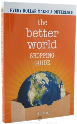 DROPPED: NOW Foods - The Better World Shopping Guide - 1 Book CLEARANCE PRICED