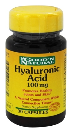 Good 'N Natural - Hyaluronic Acid 100 mg. - 30 Capsules