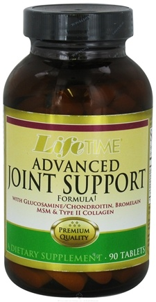 DROPPED: LifeTime Vitamins - Advanced Joint Support Formula - 90 Tablets