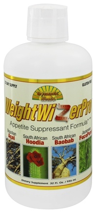 DROPPED: Dynamic Health - WeightWizerPro Appetite Suppressant Formula - 32 oz. (32-Day Supply)
