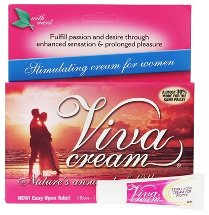 DROPPED: MD Science Lab - Viva Cream with Mint - 3 x .25 oz. Tubes