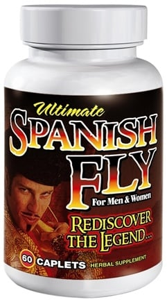 DROPPED: MD Science Lab - Ultimate Spanish Fly - 60 Tablets