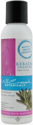 DROPPED: Mill Creek Botanicals - Keratin Shampoo Repair Formula - 3.5 oz.