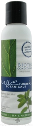 DROPPED: Mill Creek Botanicals - Biotin Conditioner Therapy Formula CLEARANCE PRICED - 3.5 oz.