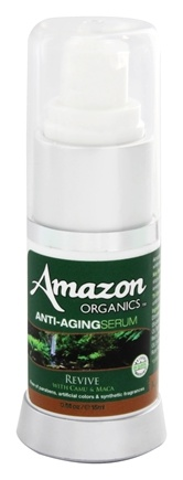 Mill Creek Botanicals - Amazon Organics Anti-Aging Serum Revive - 1 oz.