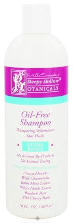 DROPPED: Mill Creek Botanicals - Oil Free Extra Body Shampoo - 16 oz. CLEARANCE PRICED