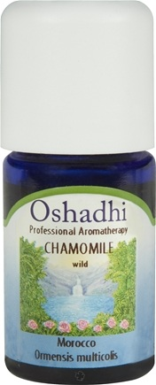 DROPPED: Oshadhi - Wild Chamomile Essential Oil - 5 ml.