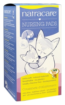 Natracare - Natural Nursing Pads - 26 Pad(s) Formerly New Mother Natural Nursing Pads