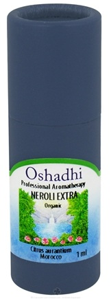 DROPPED: Oshadhi - Professional Aromatherapy Sweet Marjoram Essential Oil - 5 ml. CLEARANCE PRICED