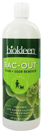 Biokleen - Bac-Out Stain & Odor Eliminator - 32 oz.
