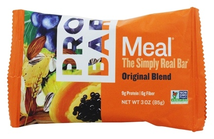 Pro Bar - Whole Food Meal Bar Original Collection Art's Original Blend - 3 oz.