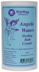 DROPPED: Wise Ways - Angelic Waters Healing Bath Crystals - 16 oz. CLEARANCE PRICED