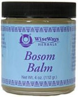 DROPPED: Wise Ways - Bosom Balm - 4 oz. CLEARANCE PRICED