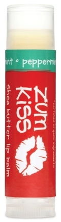 Indigo Wild - Zum Kiss All Natural Lip Balm Peppermint - 0.15 oz.