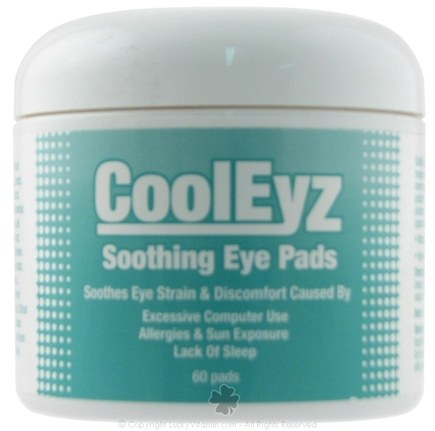 DROPPED: Aurora - CoolEyz Soothing Eye Pads - 60 Pad(s)