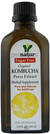 DROPPED: Pronatura - Original Kombucha Press Extract - 3.38 oz. CLEARANCE PRICED