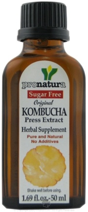 DROPPED: Pronatura - Original Kombucha Press Extract - 1.69 oz. CLEARANCE PRICED