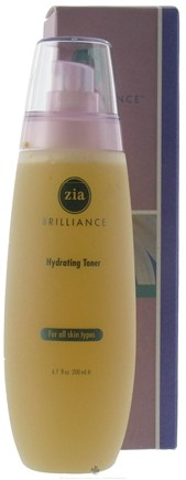 DROPPED: Zia - Brilliance Hydrating Toner For All Skin Types - 6.7 oz.
