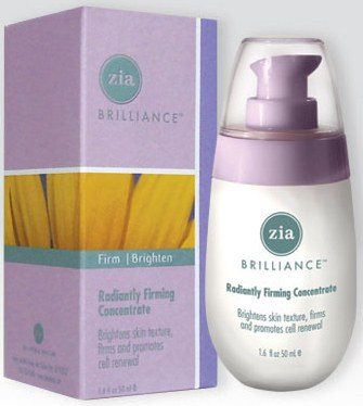 DROPPED: Zia - Brilliance Radiantly Firming Concentrate - 1.6 oz.