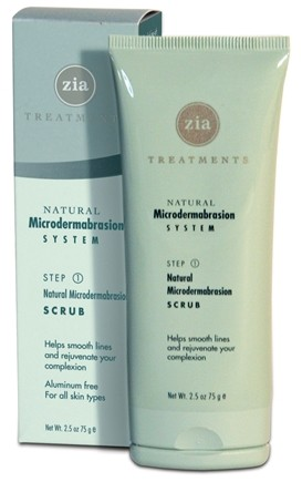 DROPPED: Zia - Treatments Natural Microdermabrasion Scrub - 2.5 oz.