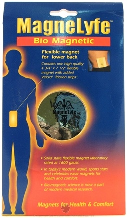 DROPPED: MagneLyfe - Bio Magnetic Flexible Magnet for Lower Back - CLEARANCE PRICED