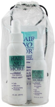 DROPPED: Hair No More - Advanced Hair Inhibitor 2 Step System - 3 Piece(s) CLEARANCE PRICED