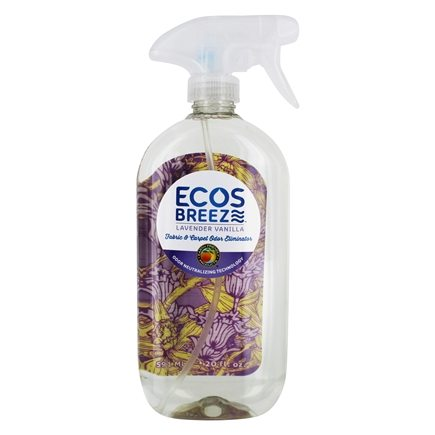 DROPPED: Earth Friendly - Eco Breeze Fabric Refresher Lavender Mint - 22 oz.