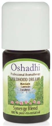 DROPPED: Oshadhi - Childhood Dreams Synergy Blend Essential Oil - 5 ml.