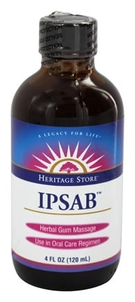 Heritage - IPSAB Herbal Gum Treatment - 4 oz.