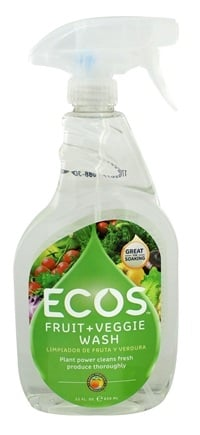 Earth Friendly - Fruit & Vegetable Wash - 22 oz.