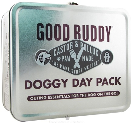DROPPED: Castor & Pollux - Good Buddy Doggy Day Pack