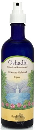 DROPPED: Oshadhi - Rosemary Highland Floral Water Hydrosol Sprays - 200 ml.