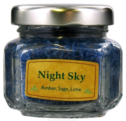 DROPPED: Aloha Bay - Scented Trip Light Jar Candle Night Sky - 1.2 oz. CLEARANCE PRICED