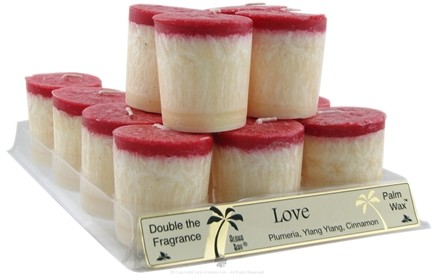 DROPPED: Aloha Bay - Votive Candle Love - 2 oz. CLEARANCE PRICED