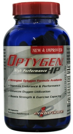 DROPPED: 1st Endurance - Optygen HP - 120 Capsules CLEARANCE PRICED
