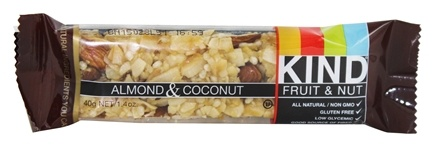 Kind Bar - Fruit and Nut Bar Almond & Coconut - 1.4 oz.