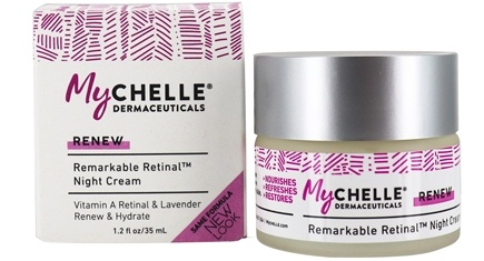 MyChelle Dermaceuticals - Revitalizing Night Cream for Dry Mature Skin - 1.2 oz.